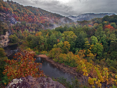 Russell Fork River Overlook