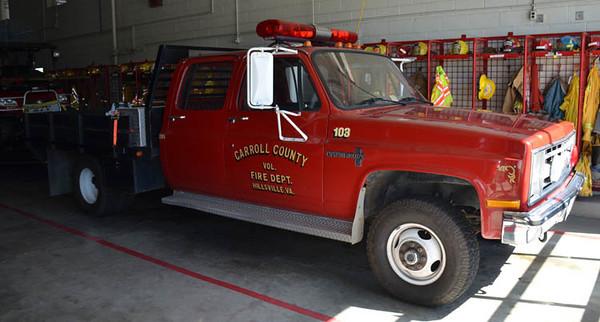 Hillsville/Carroll County - wncfirepics