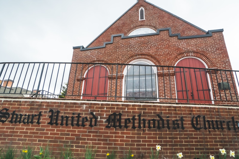 United Methodist Church in Stuart Virginia