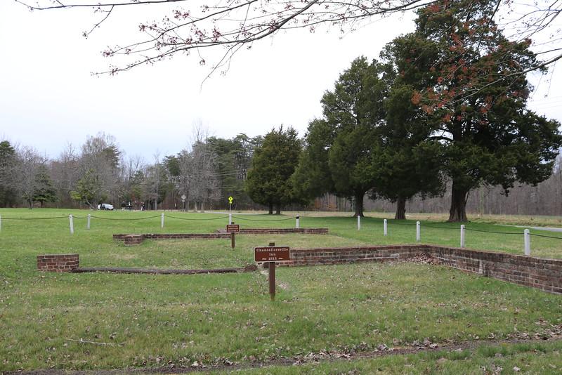 Chancellorville Inn Site
