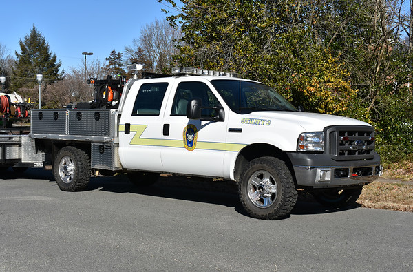 Remington, Virginia's Utility 2 was transformed in 2019 with the addition of a flat bed and skid unit.  The 2004 Ford F350 4x4 pick up was purchased from Ashburn, Virginia in 2009 and assigned as Utility 2 in Remington.  In 2019, Jeckell Enterprises (Brandy Station, VA) did work to install a flat bed, and a 2019 Darley FastAttack skid unit of 120/200 was installed.