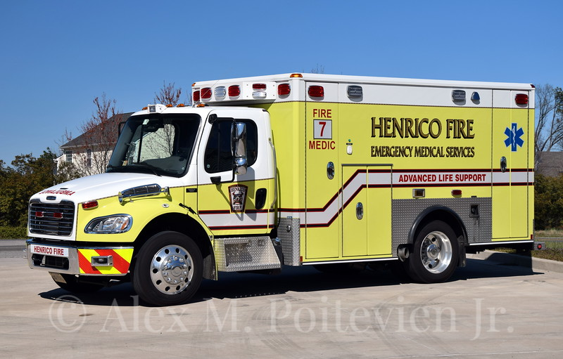 Henrico County Division of Fire