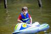 Emerson boarding the boat - 2017-07-03