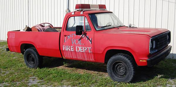 """""""Brush Truck"""""""