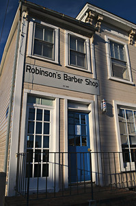 Robinson's Barber Shop