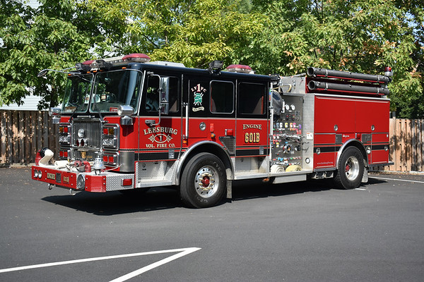 Leesburg Engine 601B is a 2007 Seagrave TB70kk with a 2000/750/50/30.  It carries Seagrave serial number 78E48.  Leesburg purchased two identical 2007 Seagrave engines.  The other was sold December of 2016 to the Reservoir FPD in Mississippi.