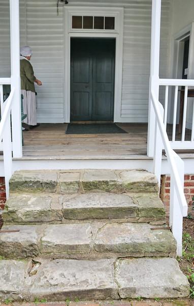 Original Stone Steps