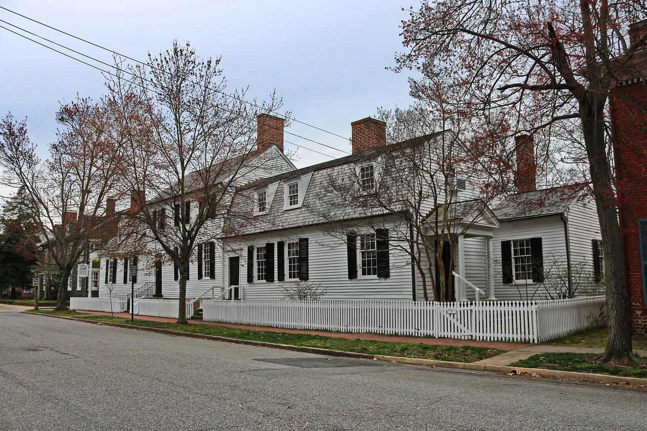Home of Mary Washington