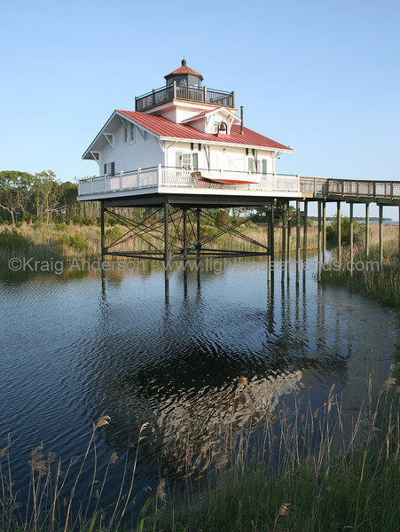 Old Plantation Flats Lighthouse