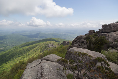 Old Rag, May 2015