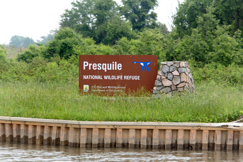 Presquile NWR - James River