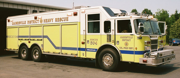 """Former Rescue 504"""