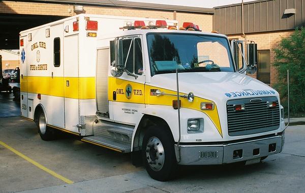 """Former Ambulance 502-A"""