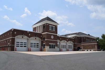Prince William County DFR  - River Oaks Station 23.  Originally a joint venture between the Dumfries VFD and Dumfries Rescue Squad, the station was turned over to the County in 2016.
