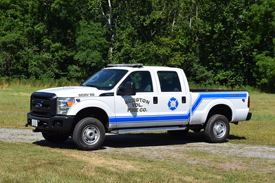 SERV 58 is a 2016 Ford F-250.