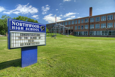 Northwood High School in Saltville, VA on Tuesday, June 4, 2013. Copyright 2013 Jason Barnette