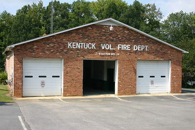 Kentuck, VA in Pittsylvania County.  Photographed in 2008.