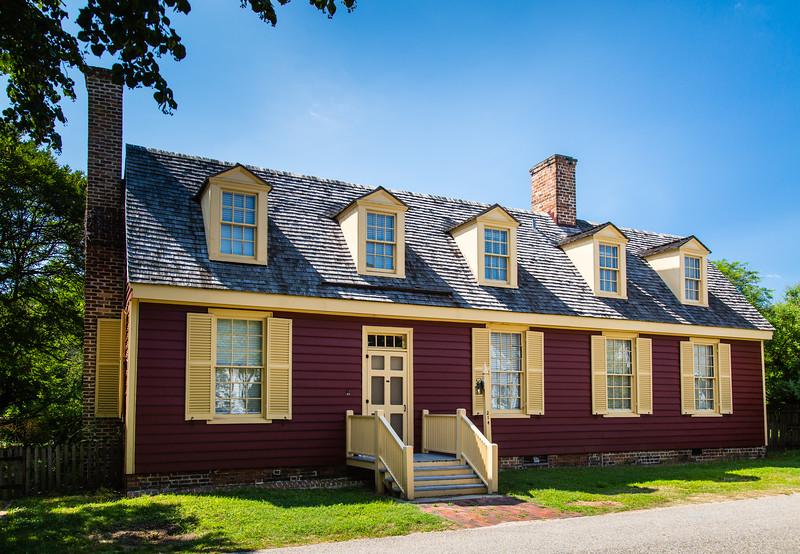 Yorktown Ballard House
