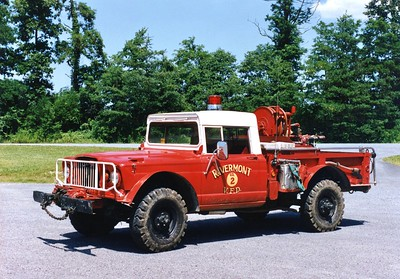 Former Brush 2, a 1967 Kaiser Jeep, 380/225.