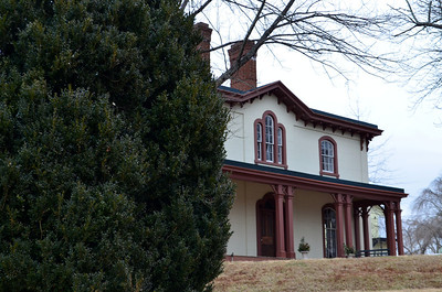Home of Col. John S. Mosby