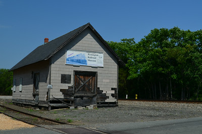 Future Remington Railroad Museum