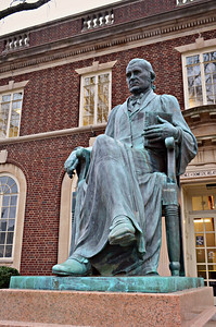 Statue of Chief Justice John Marshall