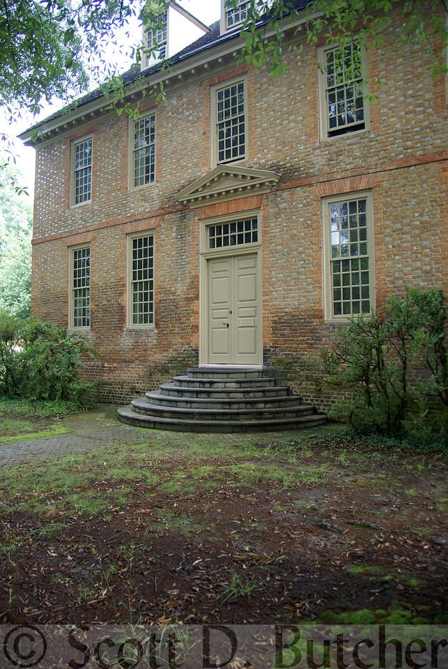 Brafferton, College of William and Mary, Williamsburg, VA