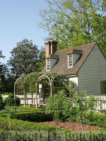 Bryan House, Williamsburg, VA