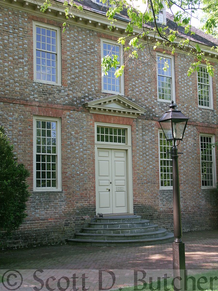 Brafferton House, Williamsburg, VA