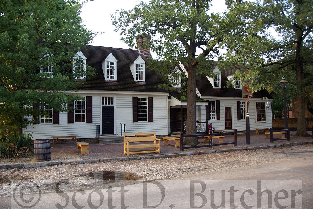 Chowning's Tavern, Williamsburg, VA