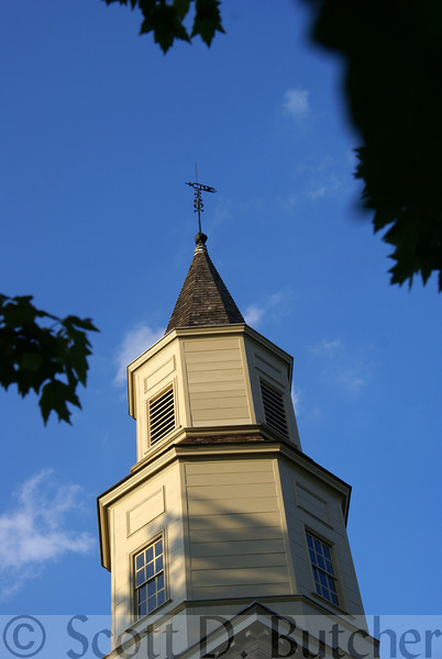 Bruton Parish, Williamsburg, VA