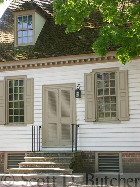 Catherine Blaikley House, Williamsburg, VA