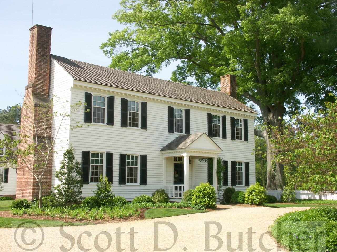 Bassett Hall, Williamsburg, VA
