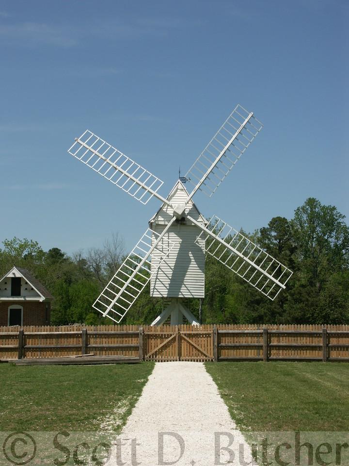 Robertson Windmill, Williamsburg, VA