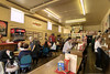 People enjoy lunch at Skeeter's on Main Street in Wytheville, VA on Saturday, March 8, 2014. Copyright 2014 Jason Barnette