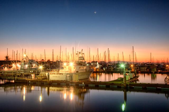 San Diego Fishing Pier