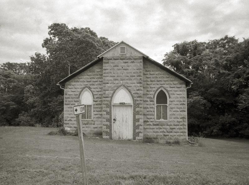 Buchanan church nº 7