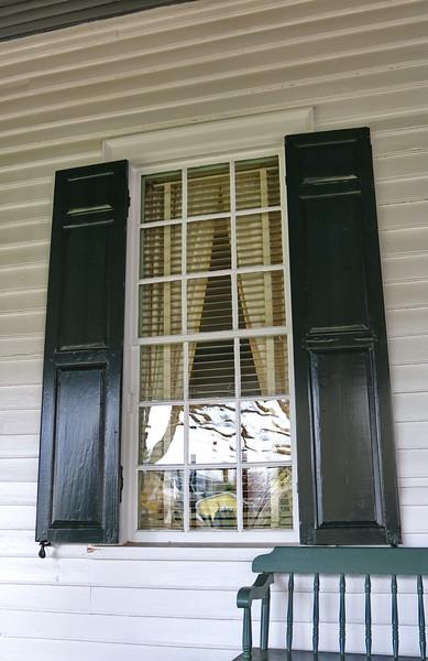 Back Porch Window