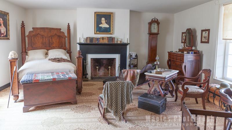 McLean House bedroom
