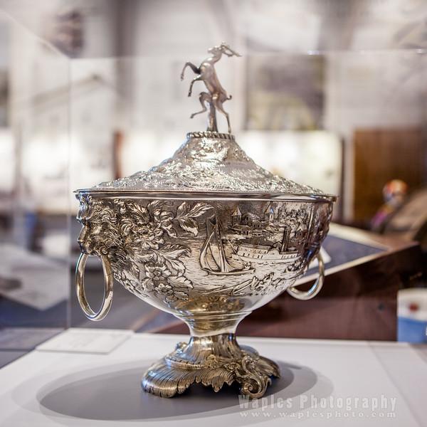 Beautiful Silver Urn