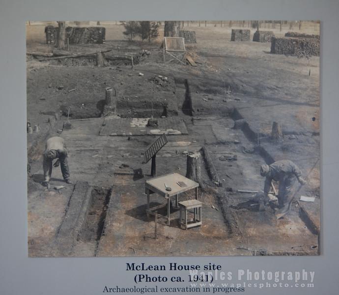 McLean House sitem ca, 1941