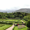 Gardens of Kylemore Abbey - Connemara, County Galway, Ireland