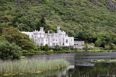 Kylemore Abbey - Connemara, County Galway, Ireland