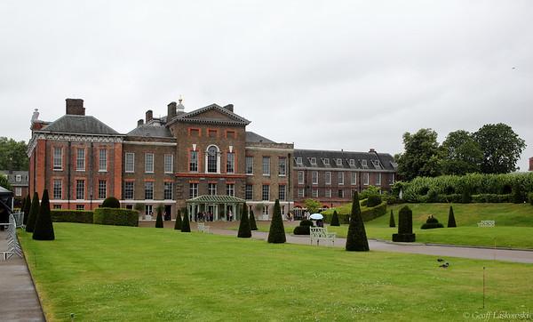 Kensington Palace - London, England