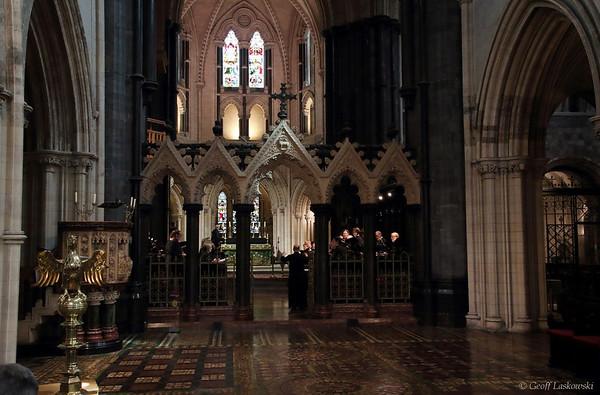 Christ Church Cathedral - Dublin, Ireland