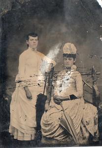 Tintype, ca. late 1800s