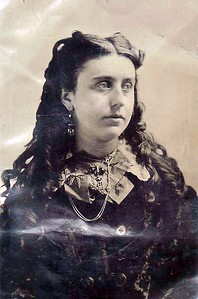 Tintype, ca. 1875