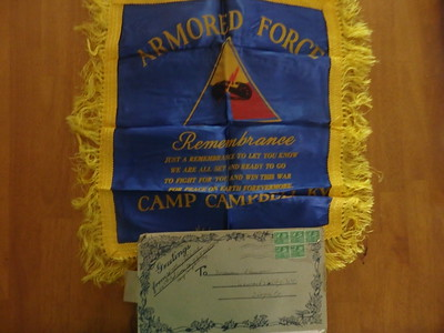 Banner from WWII