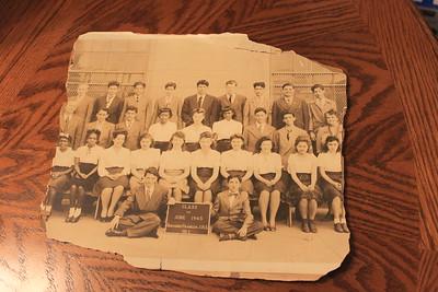 School Photo, 1945