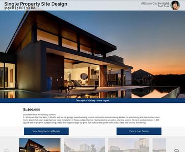 Single Property Site - FIT